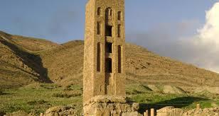 العمارة والفنون في قلعة بني حماد بالجزائر