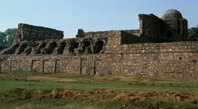 قلعة فيروز شاه في الهند