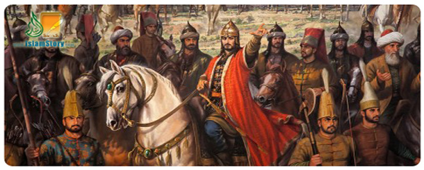 القادة العشرة الأبرز التاريخ الاستراتيجي الإسلامي