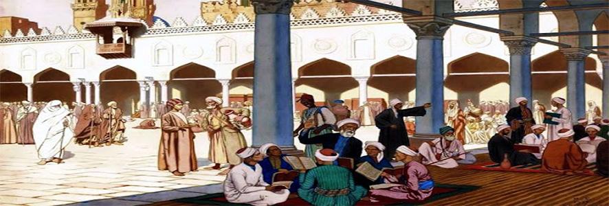 تطور الحركة العلمية في الأزهر خلال العصر العثماني 1263492935azhar-in-o