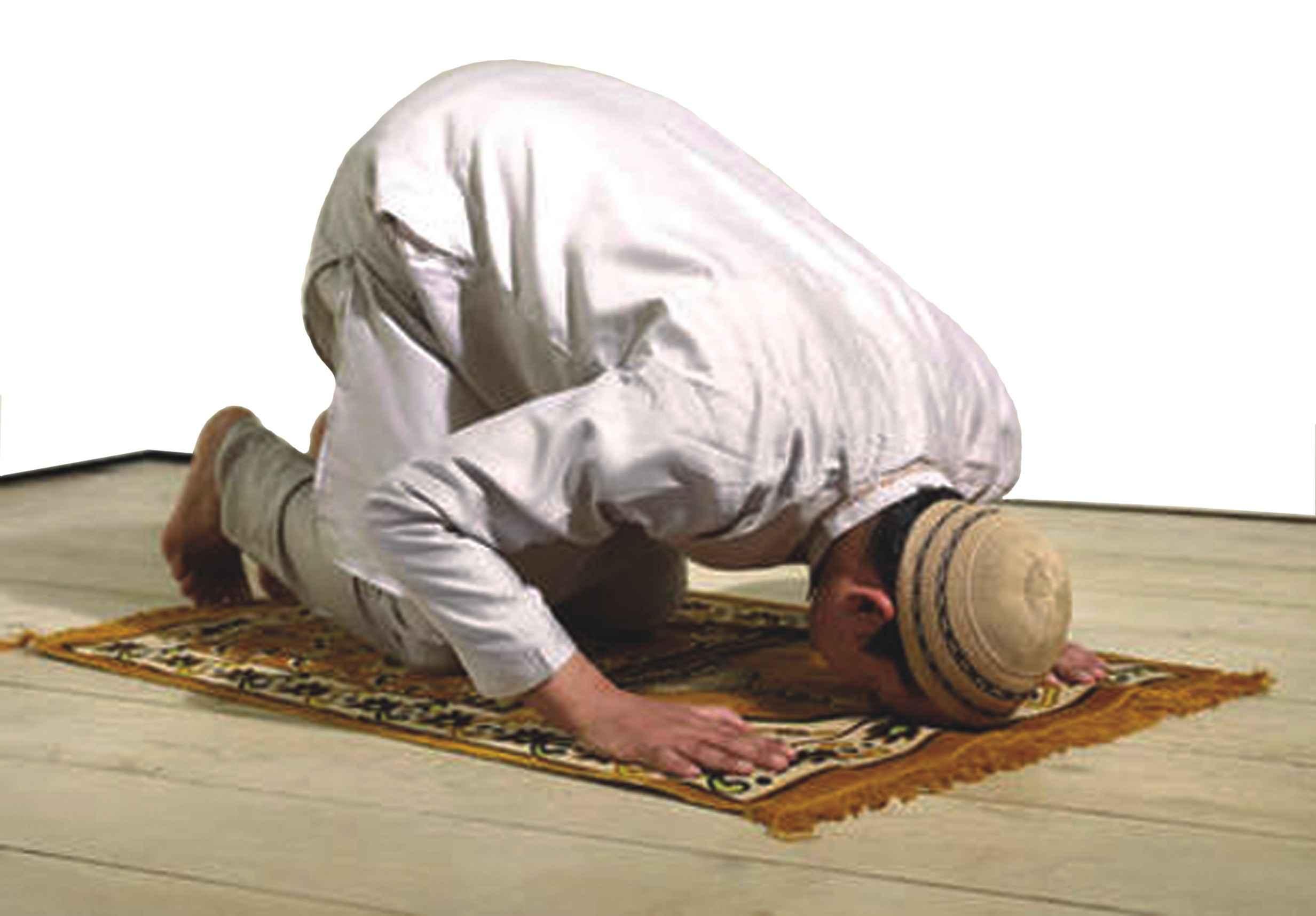 الرسول_ العبادة الصلاة سُنَّة قيام