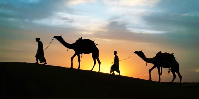 قصة عياش بن أبي ربيعة وهشام  بن العاص في الهجرة