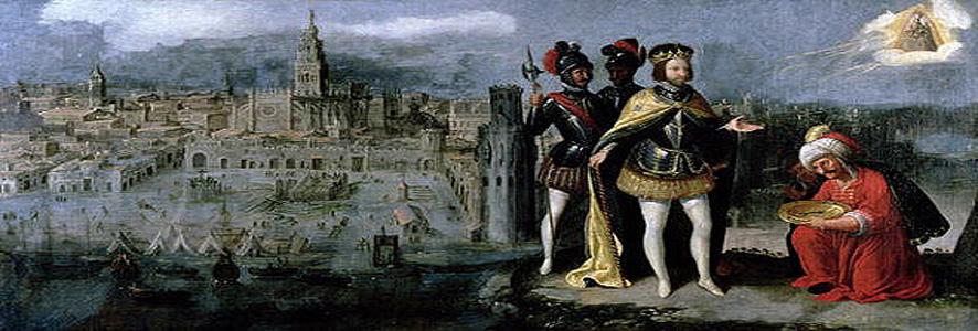 ألفونسو السادس وحصار إشبيلية