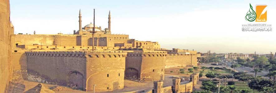 قلعة صلاح الدين الأيوبي .. قلعة الجبل