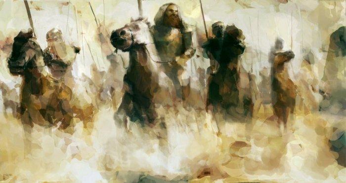 الأوضاع السياسية عقب وفاة الرسول