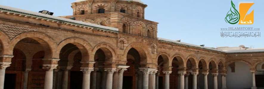جامع  الزيتونة .. رائعة حضارية ومعمارية