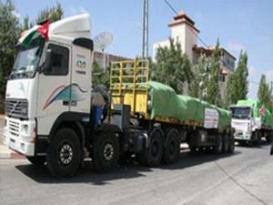 هيئة الإغاثة الاسلامية تقدم مساعدات للمنكوبين بقطاع غزة