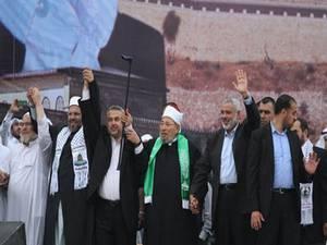 بيان د. صلاح سلطان عن زيارة غزة