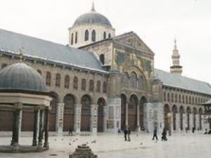 الجامع  الأموي .. درة دمشق