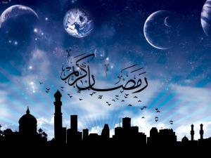 الفرص الثلاث في رمضان ramadan_wallpaper.jp