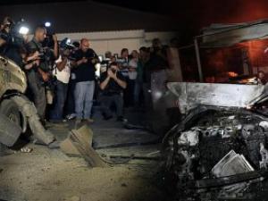 غارات صهيونية على قطاع غزة .. استشهاد 7 والمقاومة ترد وتصيب 11
