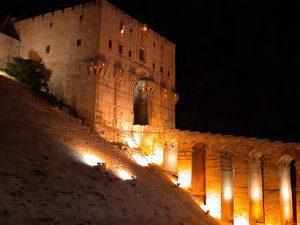 حلب طراز الذهب في عهد سيف الدولة