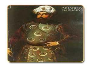 الدين بربروس أمير البحار