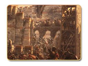 أوضاع الدولة البيزنطية قبيل الفتوحات الإسلامية