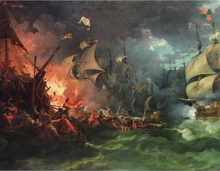 سقوط جزيرة ميورقة الأندلسية